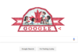 Google Doodle Honours Canada Day