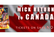 WWE Icon Mick Foley At London Music Hall In A Month